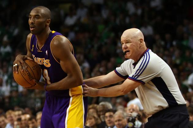 10 NBA Superstars Who Get Most Preferential Treatment from Referees