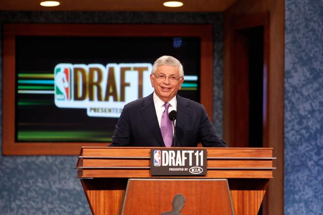 Report Card for Each NBA Team's Last 5 Drafts