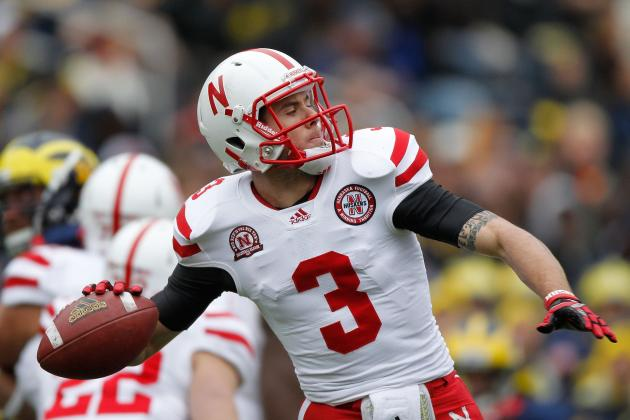 Taylor Martinez: 5 Bold Predictions for the Nebraska Quarterback