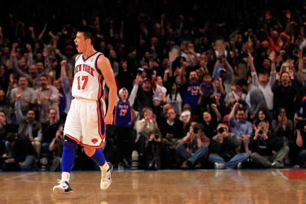 Linsanity and the Most Surprising Phenomenons of the 2011-12 NBA Season
