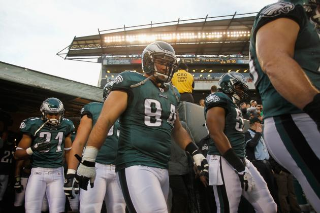 Philadelphia Eagles: 10 Players Who Will Become Fan Favorites in 2012