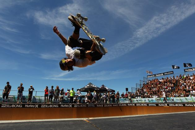 Summer X Games 2012: Breaking Down Top 10 Competitions