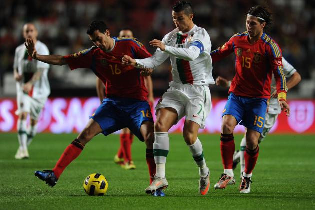 Portugal vs. Spain Euro 2012 Preview: 3 Key Players to Watch for Each Team