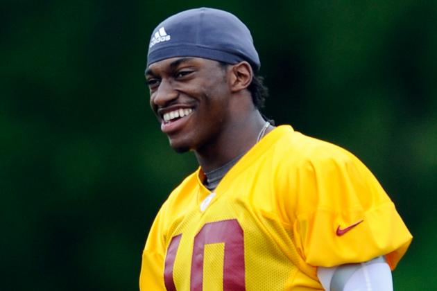 Stat Predictions for the Top 50 NFL Rookies of 2012