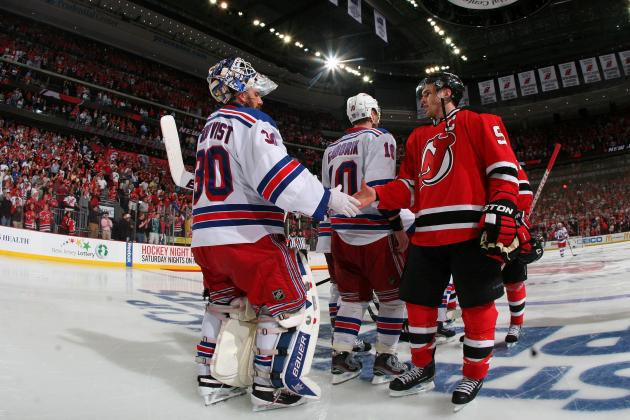 NHL Free Agency 2012: 5 Alternatives to Zach Parise for the New York Rangers