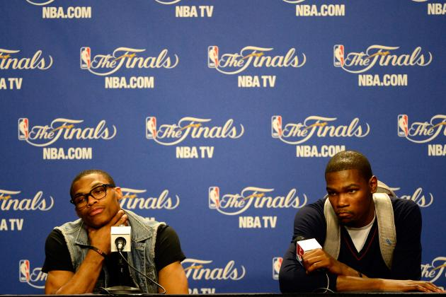Oklahoma City Thunder: 5 Reasons They Won't Return to NBA Finals Next Season