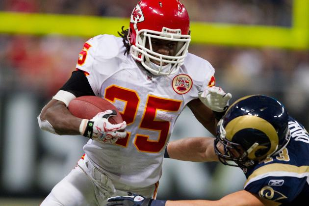 Kansas City Chiefs: Jamaal Charles and Others Worth Drafting in Fantasy Football