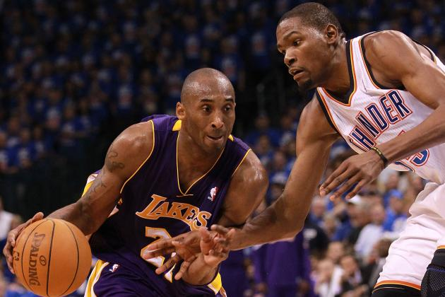 Ranking Kobe Bryant and the 10 Best Closers in the NBA Today