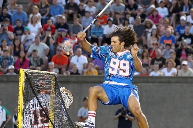 Major League Lacrosse: Breaking Down the 2012 All-Star Rosters