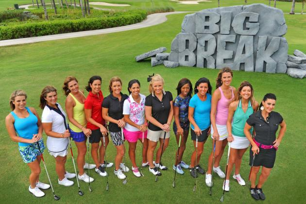 Big Break Atlantis: Anya Alvarez Talks Golf, Life on Paradise Island