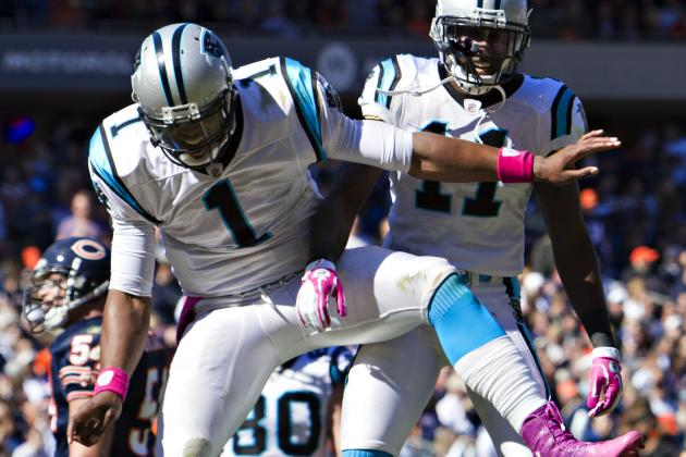 Predicting Carolina Panthers' Statistical Leaders in 2012