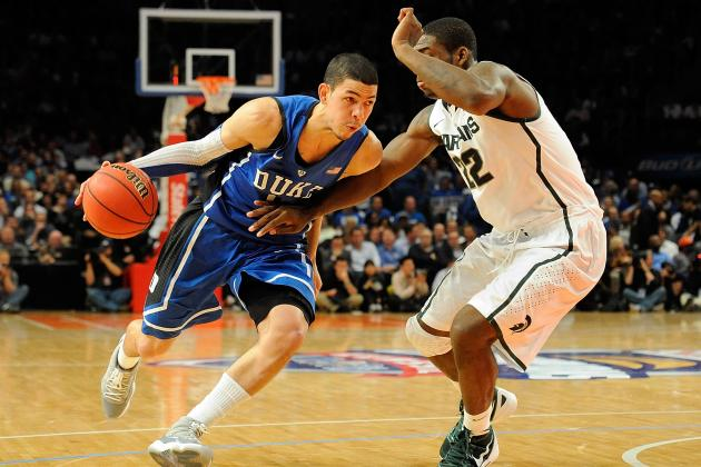 NBA Draft 2012: 5 Prospects with the Most Ridiculous Crossovers