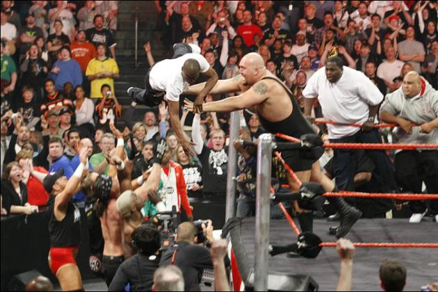 WWE Monday Night Raw: Top 10 Bumps in the Show's History