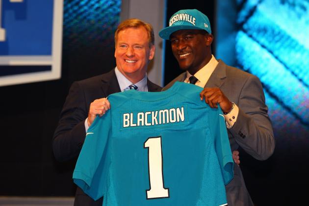5 Rookie Wide Receivers Who Will Outperform Justin Blackmon