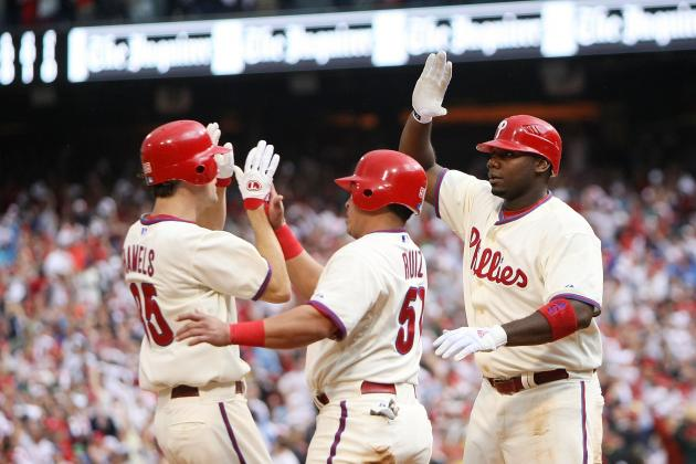 Philadelphia Phillies: Assembling Full 40-Man Roster of Top Homegrown Players