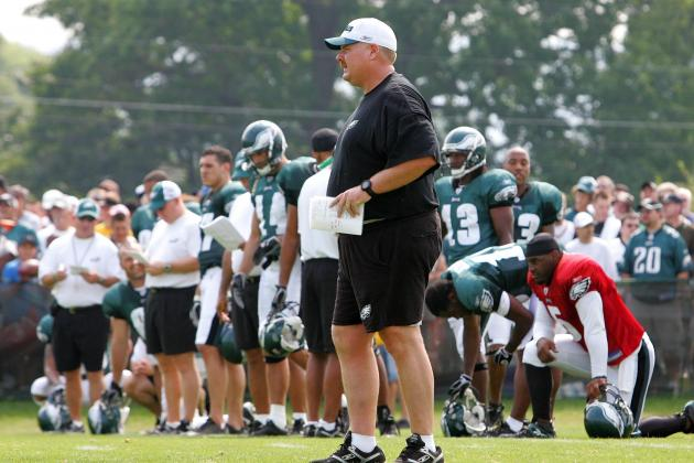 Philadelphia Eagles: 10 Training Camp Storylines to Keep an Eye on