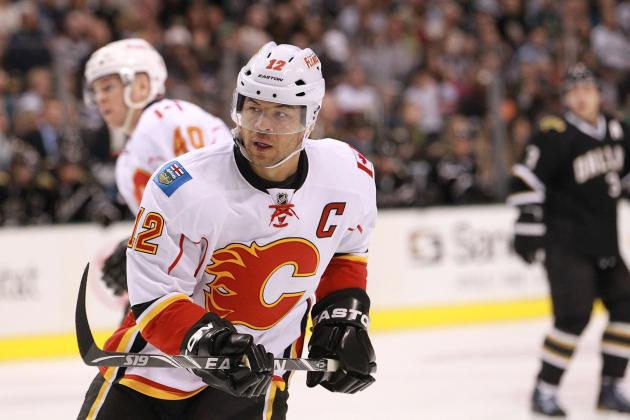 NHL Trade Speculation: 9 Teams That Could Be in the Market for Jarome Iginla