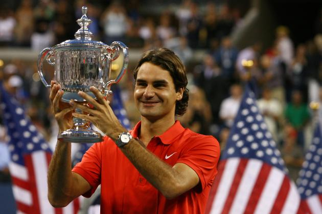 US Open 2012, Roger Federer: The Making of a Champion, Part 1
