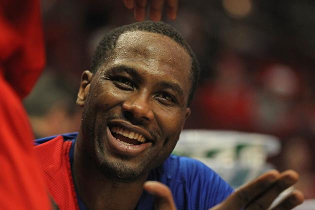 NBA Free Agency 2012: Elton Brand and 5 Players Who Are in Amnesty Danger
