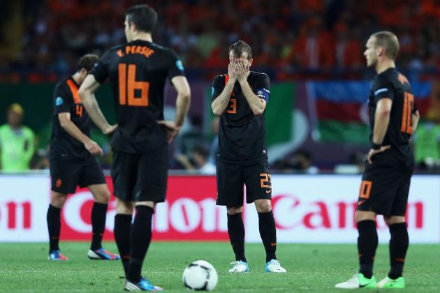 Robin Van Persie and 7 Others Whose Transfer Stock Dropped During Euro 2012