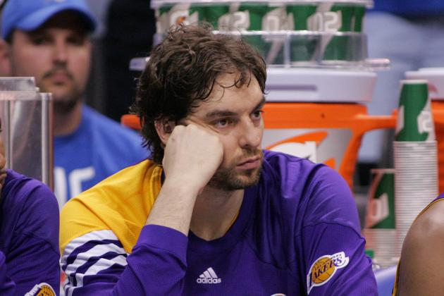 NBA Trade Speculation: 4 Potential Trade Destinations for Pau Gasol