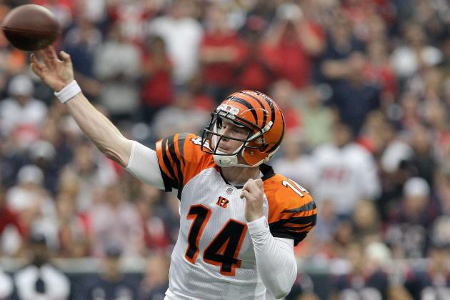 Fantasy Football 2012: Andy Dalton and 6 Other Sleepers