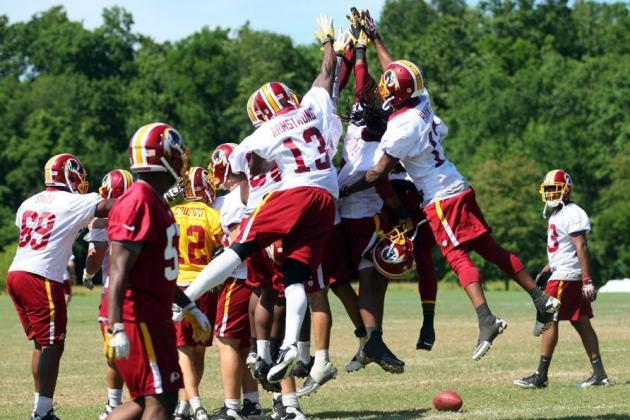 3 Washington Redskins Impressing Early in the 2012 Offseason
