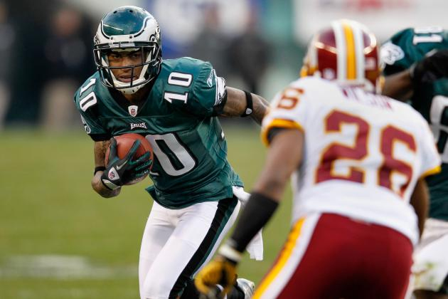 Fantasy Football 2012: Why Eagles Player DeSean Jackson Will Be Fantasy Gold