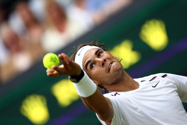 Wimbledon 2012 Day 4: Nadal, Williams, Fish and More