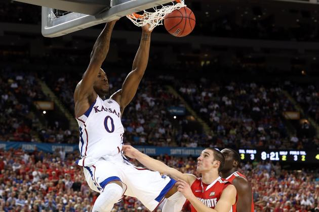 The 10 Most Ferocious Dunkers in the 2012 NBA Draft Class