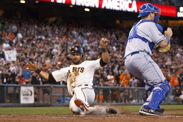 San Francisco Giants: Top 10 All-Time Giant Moments in Giants-Dodgers Rivalry