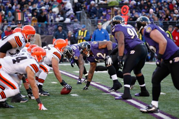 NFL Rankings: Best AFC North Defensive Lineman Heading into 2012