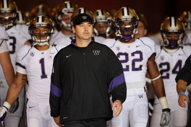 Washington Football: What Effect Will Playing at Century Link Have on Huskies?