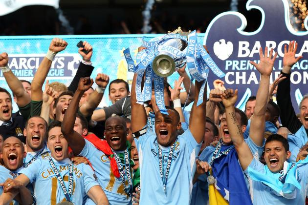 Predicting the Premier League Table at the End of the '12-13 Season