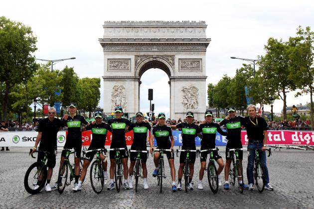 Tour De France 2012: Dates, Route Info and Stage-by-Stage Preview