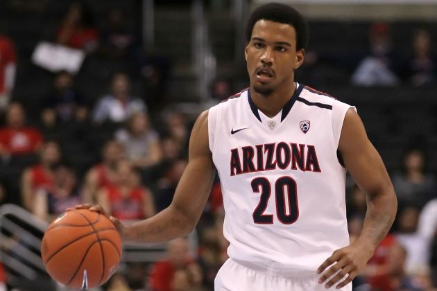 Arizona Basketball: Ranking Wildcats' Top Impact Returners for 2012-13