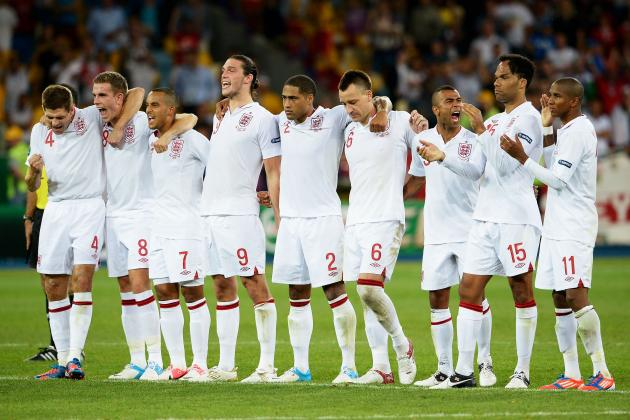 England National Team: Shaping the Team of the Future