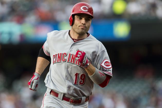 Joey Votto: 3 Reasons Cincinnati Reds Star Will Win Another NL MVP in 2012