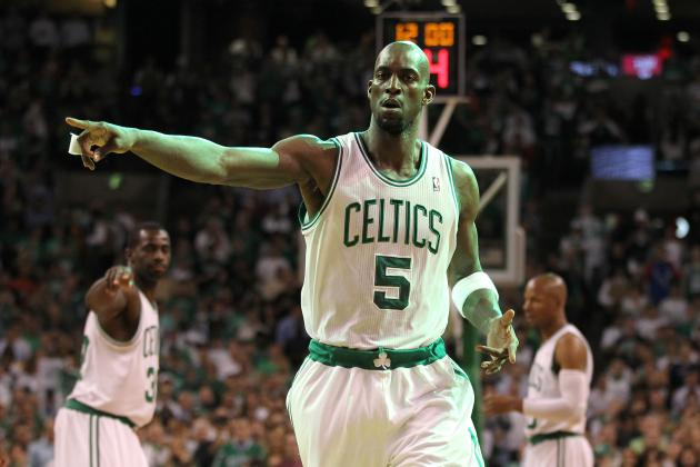 Kevin Garnett, Tim Duncan and 8 Free Agents Who Will Stay on Their Current Team