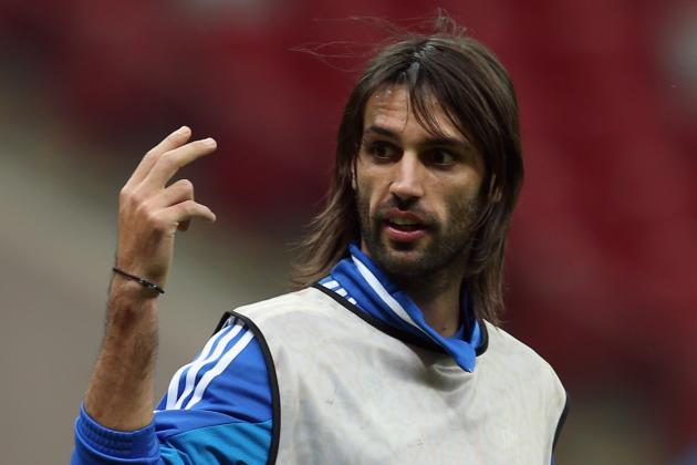 Euro Cup 2012: 15 Worst Hairstyles of the Tournament