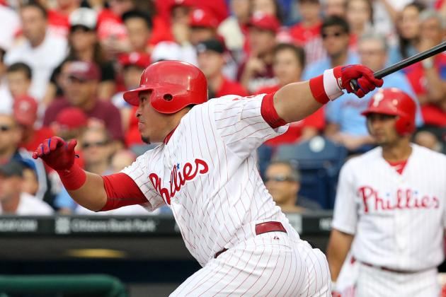 The Philadelphia Phillies' 25-Man All-Time, All-Fan-Favorite Roster