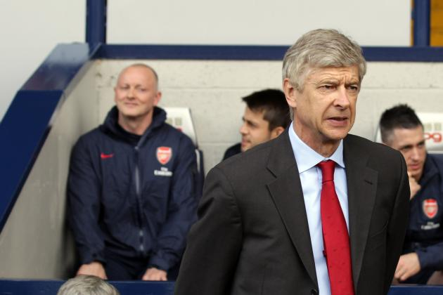 Arsenal FC: 7 Predictions for the Gunners' 2012-13 EPL Season