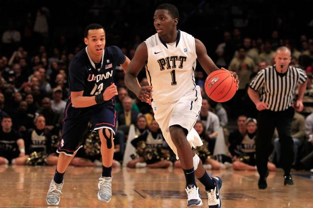 Big East Basketball: Pitt Panthers Will Contend for Big East Title in 2012-13