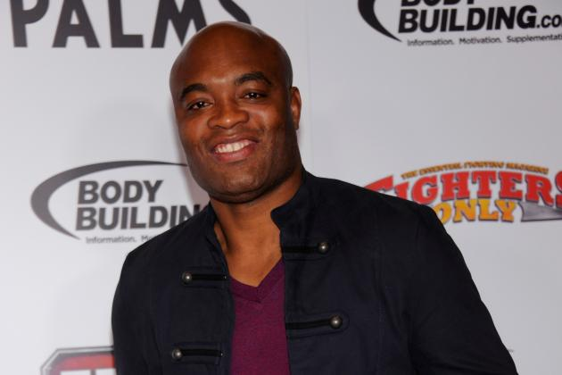Anderson Silva: Lessons Learned from His First Fight with Chael Sonnen
