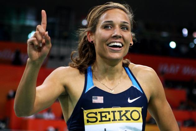 Lolo Jones and the 10 Most Followed Team USA Athletes on Twitter
