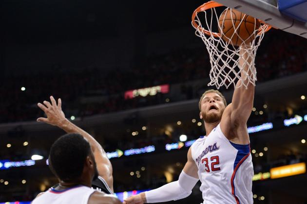 Blake Griffin and 9 Explosive Stars Who Have Huge Holes in Their Game