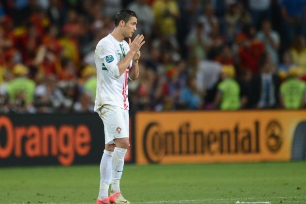Portugal vs. Spain Euro 2012: 5 Most to Blame for Portugal's Penalty Collapse