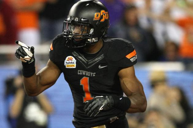 Justin Gilbert and 5 Oklahoma State Players the Cowboys Can't Live Without