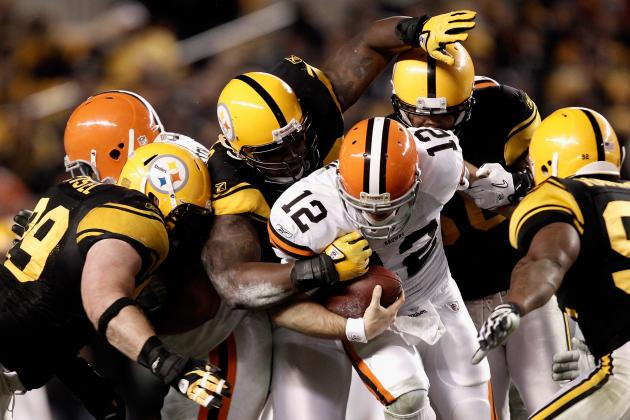 6 Games on the Pittsburgh Steelers' Schedule That Could Be Blowouts