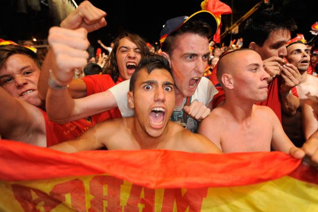 Euro 2012 Daily Wrap: Spain Advance to Final, Nasri Regrets Rant